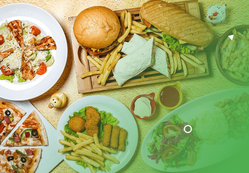مطاعم فاست فود بالسعودية
