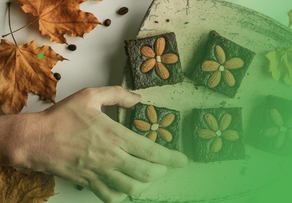 الحلويات المسموحة في الكيتو
